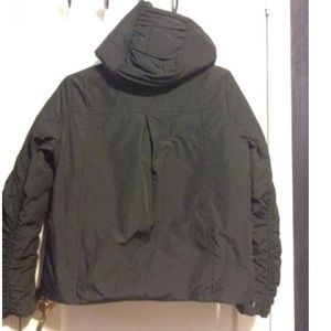 MaxMara Jackets & Coats - Max Mara Weekend Black Down Ski Jacket
